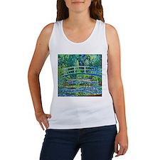 Monet - Water Lily Pond Women's Tank Top