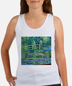 Monet - Water Lily Pond Women's Tank Top