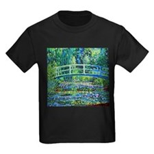 Monet - Water Lily Pond T