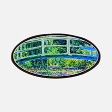 Monet - Water Lily Pond Patches