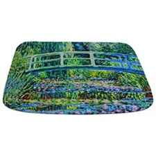 Monet - Water Lily Pond Bathmat