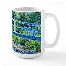 Monet - Water Lily Pond Mug