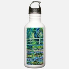 Monet - Water Lily Pon Water Bottle