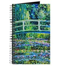 Monet - Water Lily Pond Journal