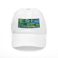 Monet - Water Lily Pond Baseball Baseball Cap