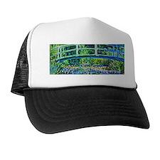 Monet - Water Lily Pond Trucker Hat