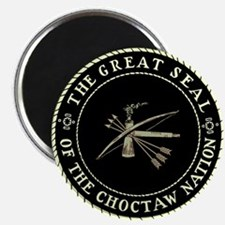 CHOCTAW SEAL Magnet