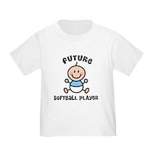 Future softball player T