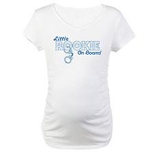 Little Rookie on Board Shirt