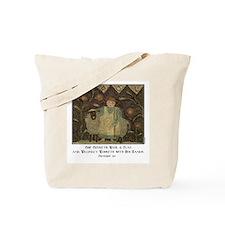 She Seeketh Wool Tote Bag