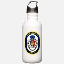 USS Detroit LCS-7 Water Bottle