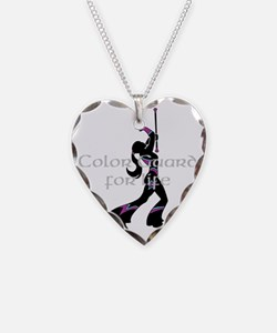 Color Guard for life Necklace