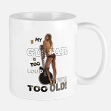 Too Old-Design 1 Mugs