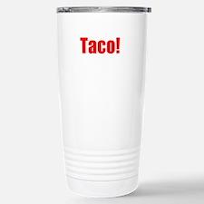 Taco Travel Mug