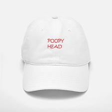 Poopy Head Baseball Baseball Baseball Cap