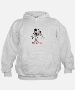 Mr And Mrs Hoodie