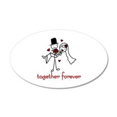 Together Forever Wall Decal