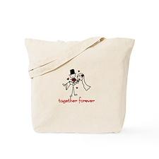 Together Forever Tote Bag