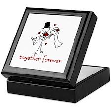 Together Forever Keepsake Box