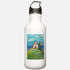 The Summer Cottage Water Bottle
