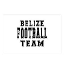 Belize Football Team Postcards (Package of 8)