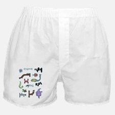 Matthew ocean Animals Boxer Shorts