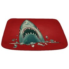 Shark Attack Bathmat