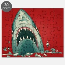 Shark Attack Puzzle