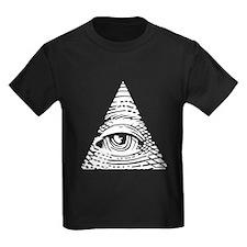 Eye of Providence White T-Shirt