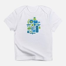 Sights of Seattle Infant T-Shirt