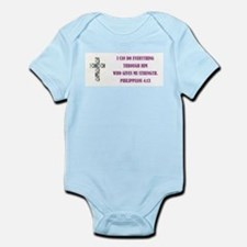 I CAN DO... Infant Bodysuit