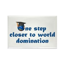 Graduation Gifts Law Rectangle Magnet