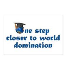 Graduation Gifts Law Postcards (Package of 8)