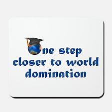 Graduation Gifts Law Mousepad