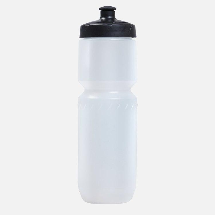 Distressed Louisiana Silhouette Sports Bottle