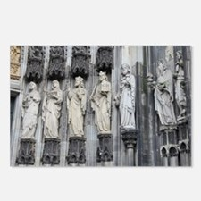 Cologne Cathedral Postcards (Package of 8)