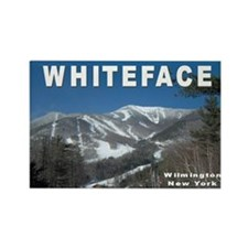 Whiteface Mountain Rectangle Magnet