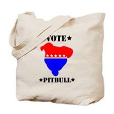 The Pitbull Party Tote Bag