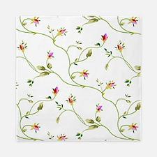 Elegant Roses Pattern Queen Duvet