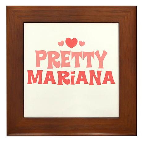 Mariana Framed Tile