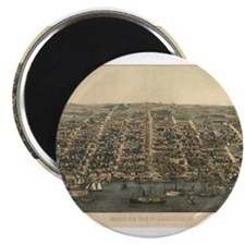 Vintage of Alexandria, VA. 18 Magnet