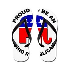 Proud Ohio Republican Flip Flops