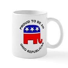 Proud Ohio Republican Mug