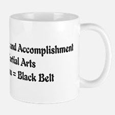 How to Black Belt Mug