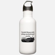 Back To The Future Stainless Water Bottle 1.0l