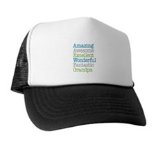 Grandpa - Amazing Fantastic Trucker Hat