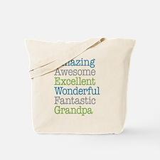 Grandpa - Amazing Fantastic Tote Bag