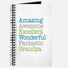 Grandpa - Amazing Fantastic Journal