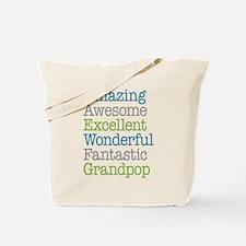 Grandpop - Amazing Fantastic Tote Bag