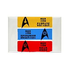 Captain Scientist Dead Magnets